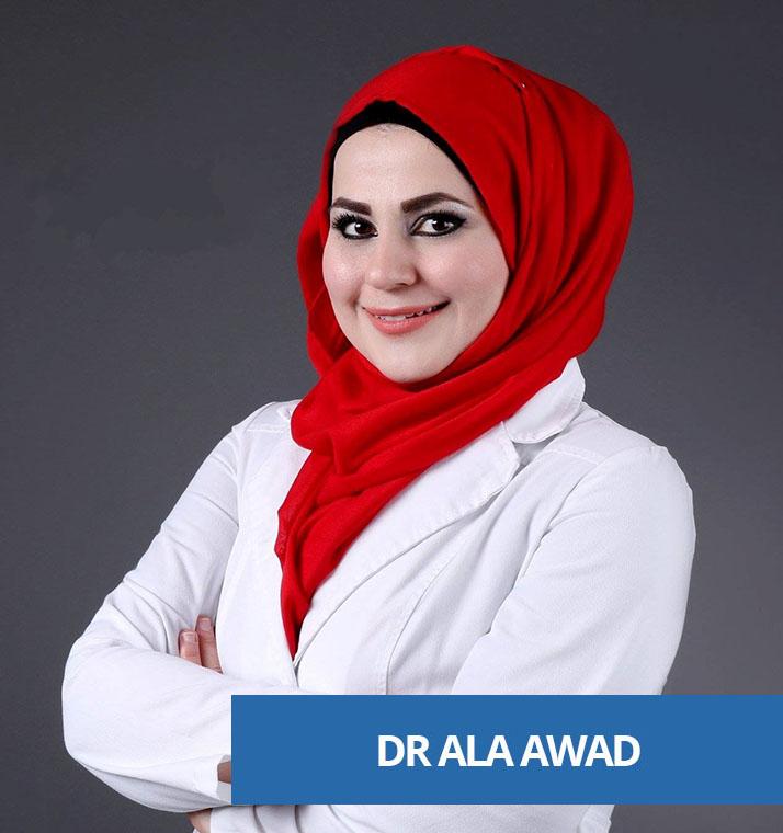 Dr Ala Awad